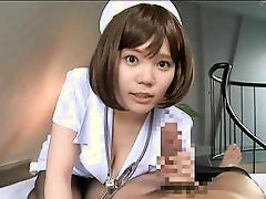 japanese nurse loves my dick