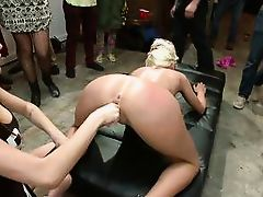 hot blonde disgraced and fucked
