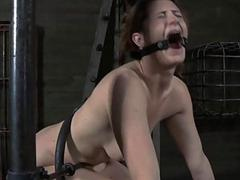 Torturing of babes sexy assets