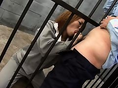 Prisoner earning her meal - Dreamroom Productions