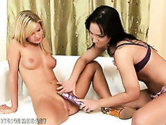 Sabrina Sweet and Bianka Lovely are two