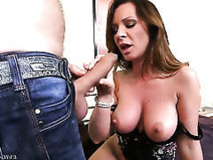 Ian Scott plays with sexy booty of after he bangs