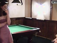 sexy girl gets picked up