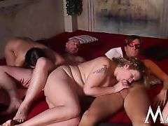 mmv films glorious swinger party