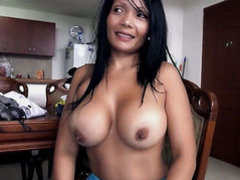 Huge ass milf Casandra gets pounded