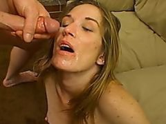 Mature slut bangs two young guys