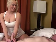 Not Daughter is horny after club