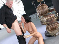 Jennifer Dark has some dirty fantasies to be fulfilled