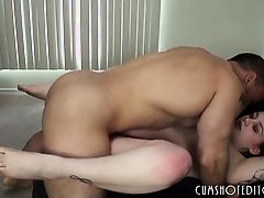 Hot Curvy Slut Fucked Like A Pig And Filled With Cum