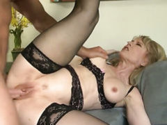 Nina Hartley had her vagina ploughed