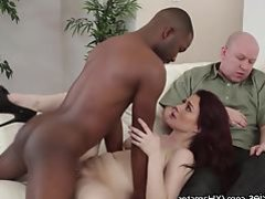 Jessica Ryan has Incredible BBC Cuckold Sex