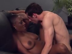 gorgeous black women fucking white men 3