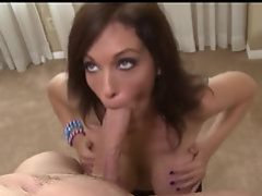 StepMom is Horny for Him