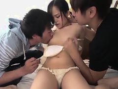Massage leads Risa Oomomo to fuck like crazy