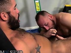 Trey Turner wants Dustin Steeles big hairy fuck stick