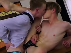 Office Twink Fucks His Best Friend