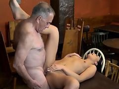 Old man fucks first time Can you trust your gf leaving