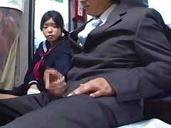 innocent young has a shameful bus ride