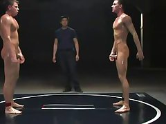 oiled twinks wrestling and very