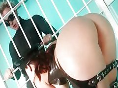 Hot waste passionate cutie Liza Del Sierra gives part4