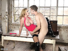 Horny Danny D and Leigh Darby